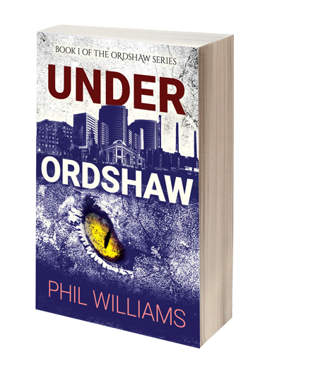 urban fantasy novel