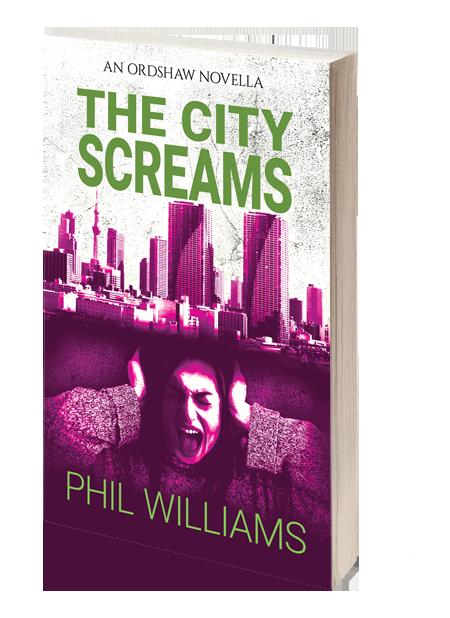 the city screams book cover