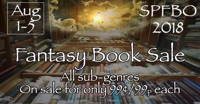 SPFBO 2018 Opens Today – with over 100 books on offer