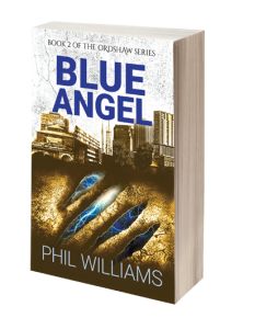 blue angel contemporary fantasy novel