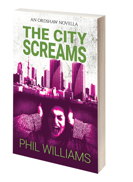 """The City Screams"" – A Novel That Refused to Be a Short Story"