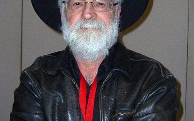 My Love and Loss of Terry Pratchett
