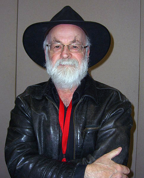My Love and Loss of Terry Pratchett