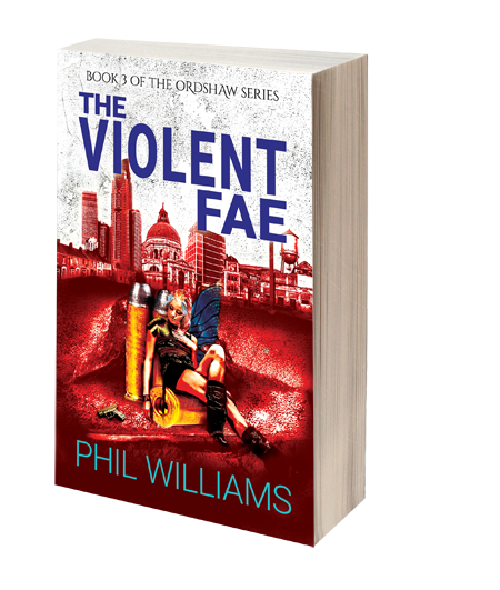 Cover Reveal: The Violent Fae