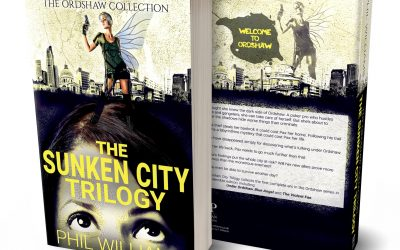 The Sunken City Trilogy is out now – and there's so much more to come
