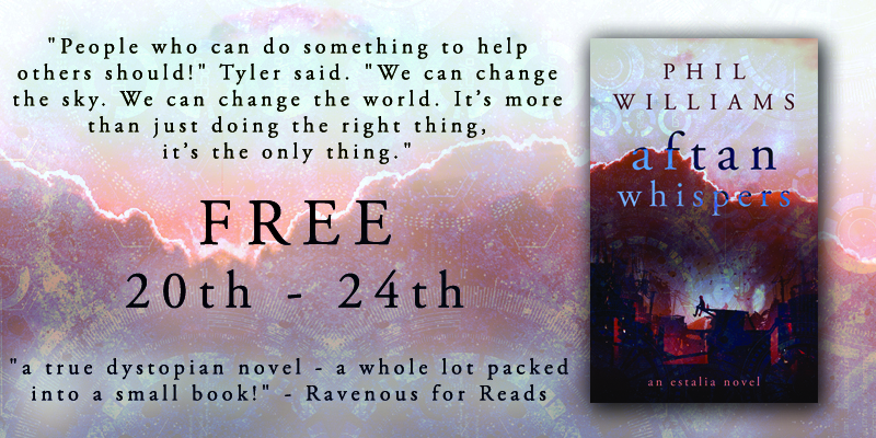 Some Light in the Dark Sky – Aftan Whispers for Free