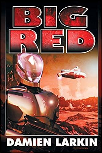 big red scifi novel
