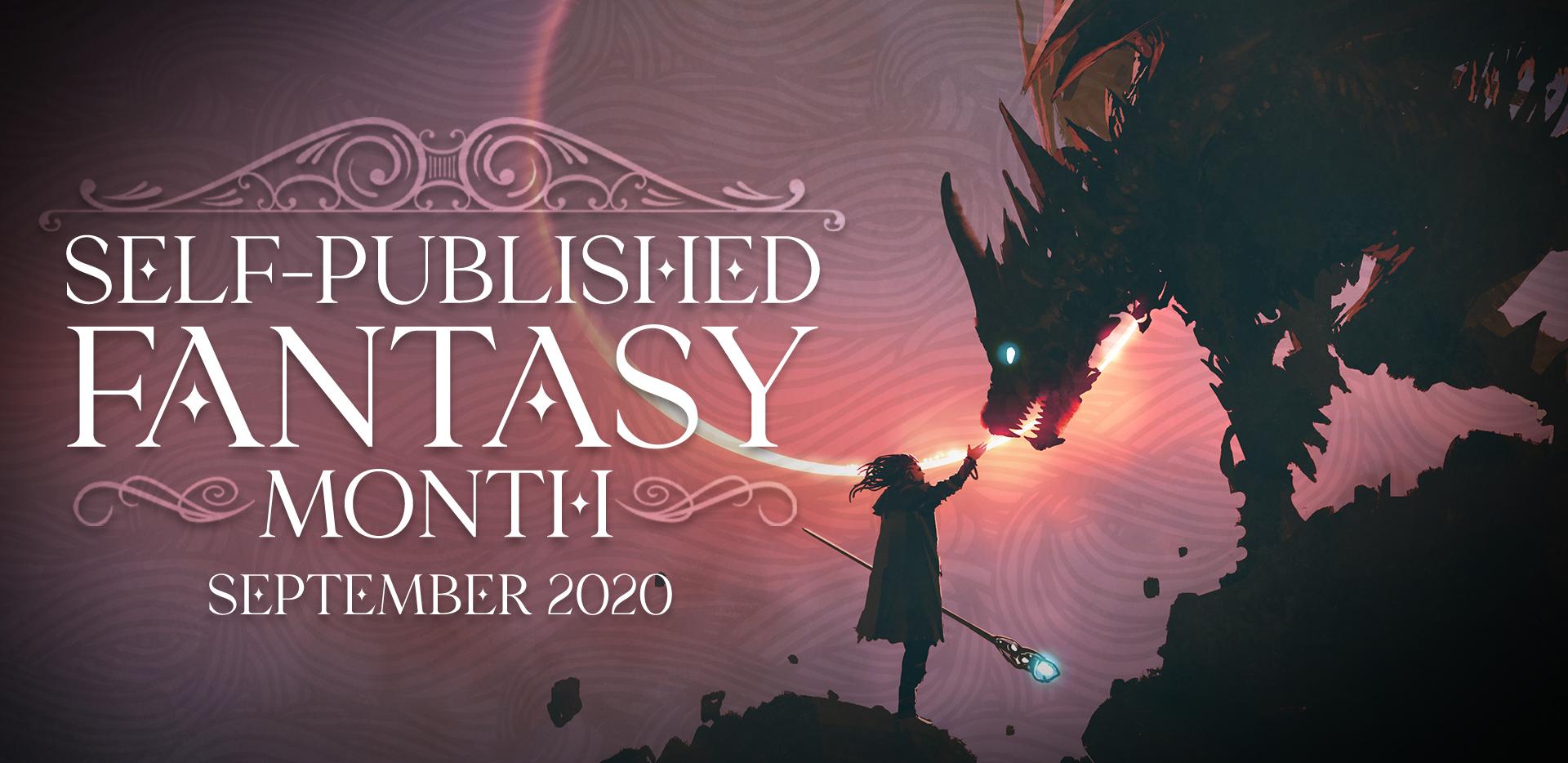 self-published fantasy month