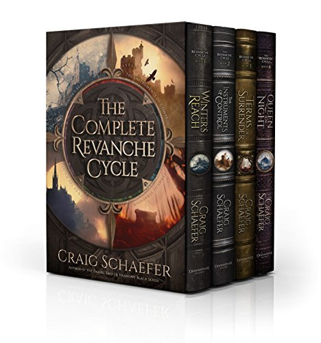 Book Review: The Revanche Cycle by Craig Schaefer