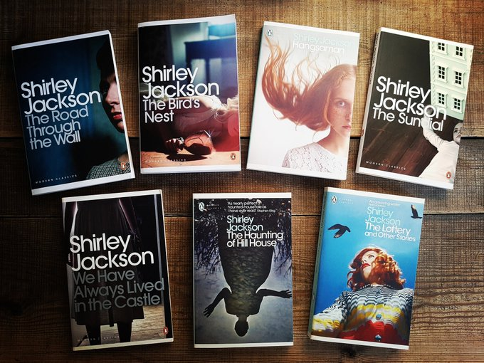 All of Shirley Jackson's Novels Reviewed in One Place