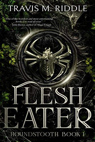 flesh eater travis riddle cover