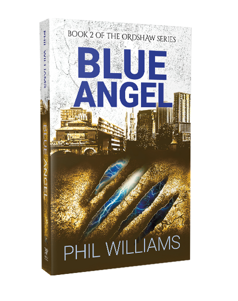 blue angel thriller sequel