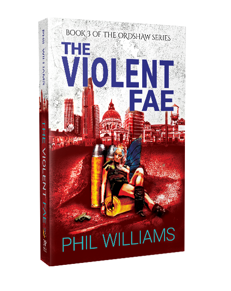 violent fae fantasy trilogy