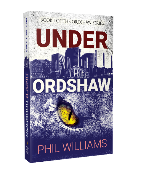 under ordshaw urban fantasy cover