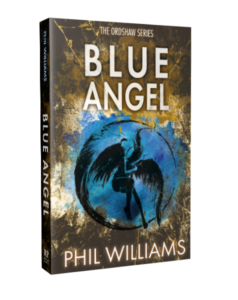 blue angel supernatural thriller