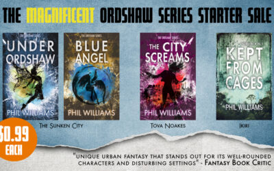 The Magnificent Ordshaw Series Starter Sale!