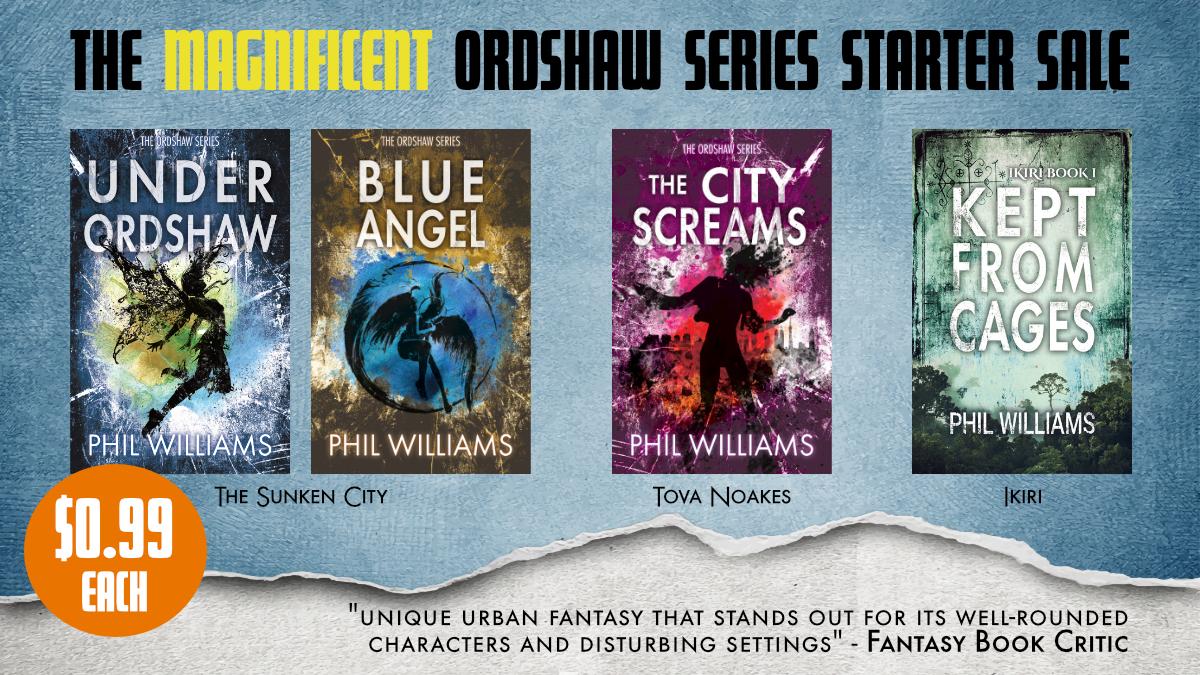 ordshaw series book sale