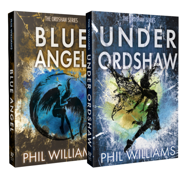 first two books ordshaw